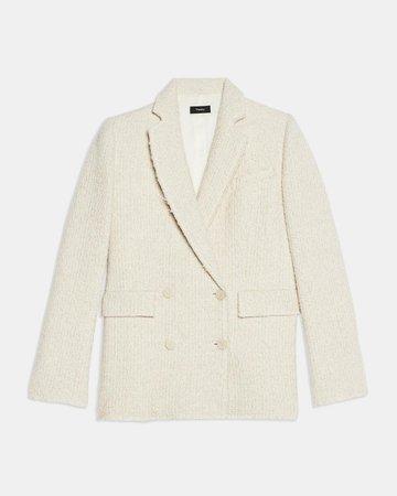 Tweed Piazza Jacket | Theory