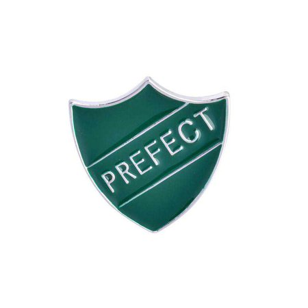 Slytherin Prefect Pin