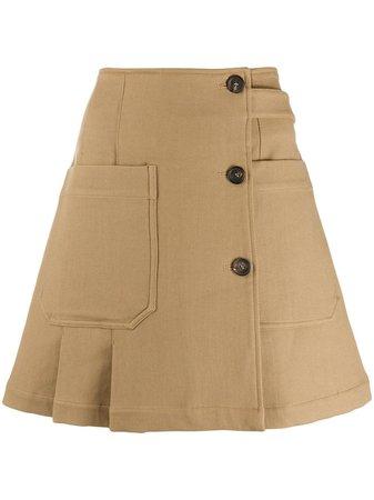 Plan C Twill Skirt