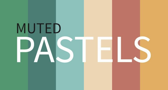 muted pastels - Google Search