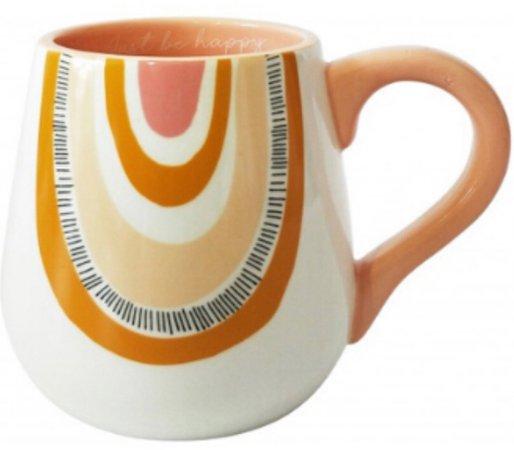 Bayroom Rainbow Mug Mustard