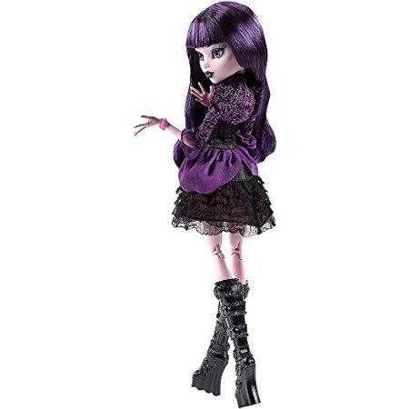 Monster High Frightfully Tall Ghouls Elissabat Doll | Walmart Canada