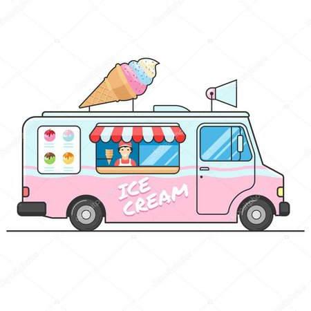 ice cream truck - Google Search