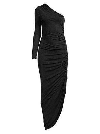 Significant Other Kira One-Shoulder Dress   SaksFifthAvenue