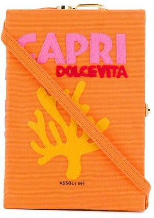 Capri Dolce Vita book clutch