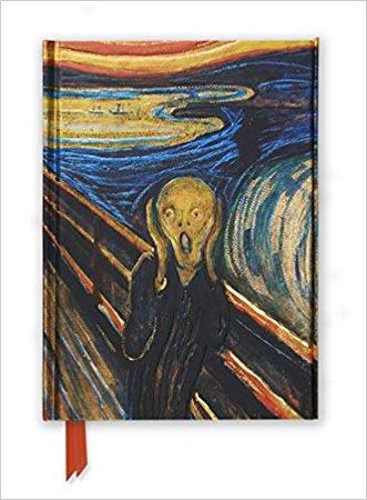 Edvard Munch: The Scream (Foiled Journal) (Flame Tree Notebooks): Flame Tree Studio: 9781783613441: Amazon.com: Books