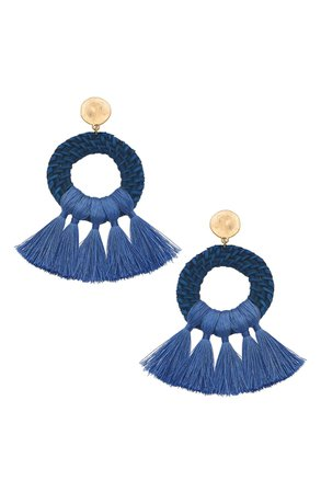 Canvas Jewelry Monroe Statement Earrings | Nordstrom
