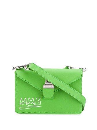 Mm6 Maison Margiela Bolso Pequeño Con Broche Invertido - Farfetch