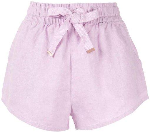 Venroy high waisted shorts