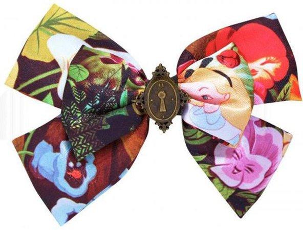 Neon Tuesday - Alice In Wonderland Enchanted Locket Bow - Buy Online Australia – Beserk