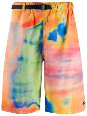 Stussy Tie-Dye Bermuda Shorts | Farfetch.com