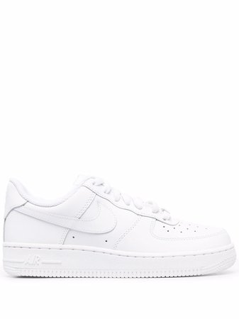 Nike Air Force 1 Leather Sneakers - Farfetch