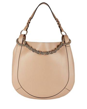 Ulla Johnson Georgia Leather Shoulder Bag | INTERMIX®