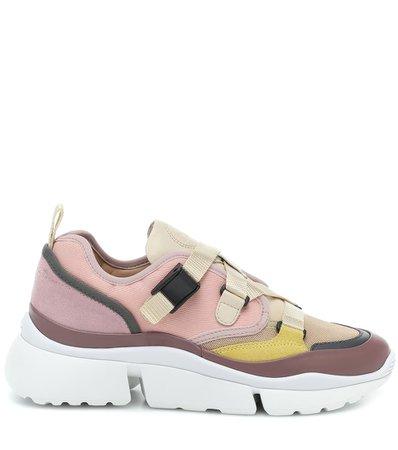 Sonnie Sneakers | Chloé - Mytheresa
