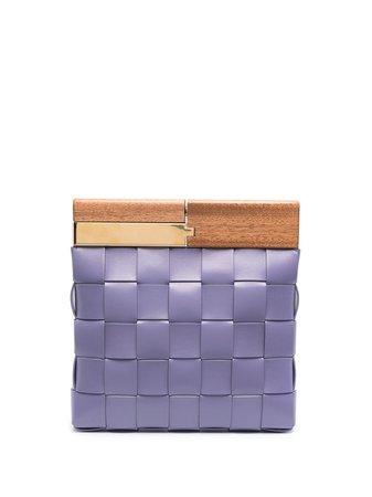 Bottega Veneta The Snap clutch bag