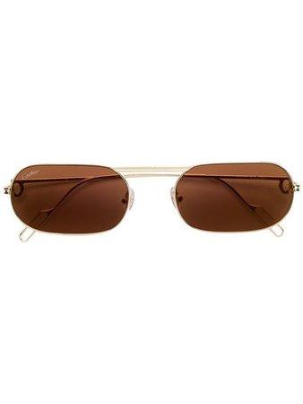 Cartier Première De Cartier Sunglasses - Farfetch