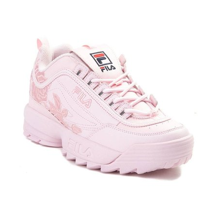 Fila Disruptor II Rose Athletic Shoe