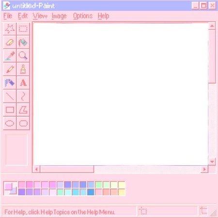 pastel frame