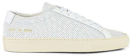 Achilles Low Perforated Sneaker