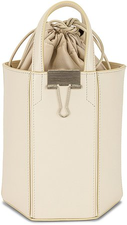 Calf Allen Bucket Bag