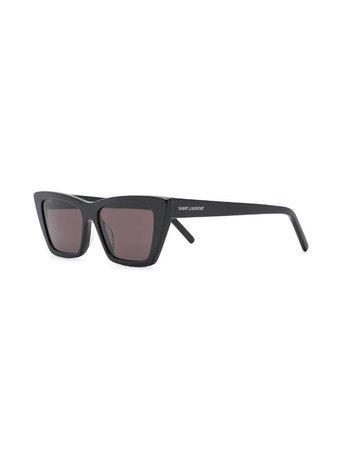Saint Laurent Eyewear New Wave SL 276 Sunglasses - Farfetch