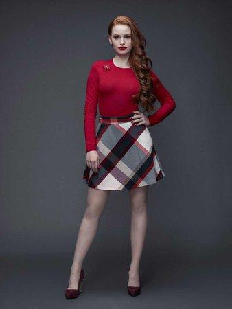 Cheryl Blossom Riverdale Style   POPSUGAR Fashion