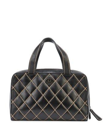 Chanel Pre-Owned Wild Stitch handbag - FARFETCH