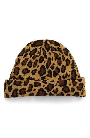 BP. Leopard Spot Beanie