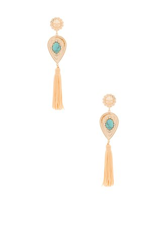 Nightfall Lustre Large Drop Earrings