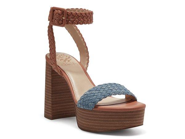 Vince Camuto Gebbrian Platform Sandal | DSW