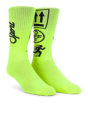 Long Sport Sock