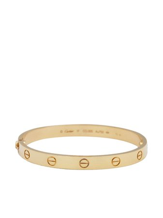Cartier Bracelet Love En Or 18ct - Farfetch