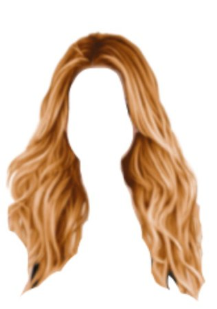 ginger hair PNG (@bittersweetofficial)
