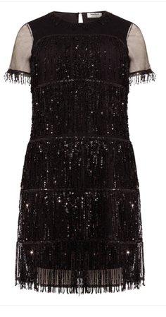 Studio 8 tassel dress