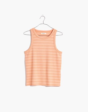 Ribbed Westville Tank Top