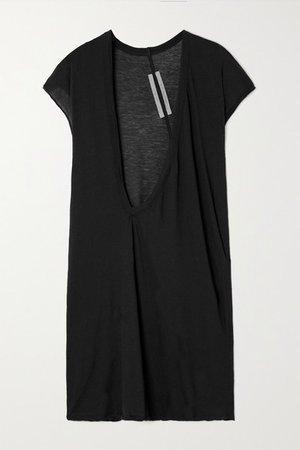 Dylan Cotton-jersey T-shirt - Black