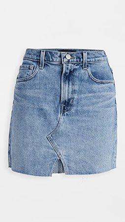 J Brand Jules High Rise Skirt   SHOPBOP