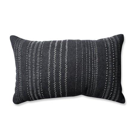 Pillow Perfect Tribal Stitches 100% Cotton Lumbar Pillow & Reviews   Wayfair