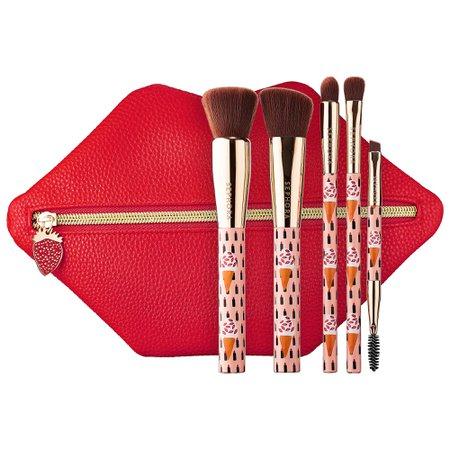 Berry Kissable Brush Set - SEPHORA COLLECTION   Sephora