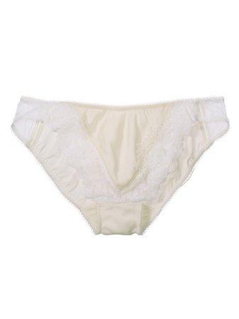 PEACH JOHN / Bombast Vintage Satin Panty (Inner · Lingerie / Shorts · Panty) | PEACH JOHN (Peach · John) mail order | Fashion Walker