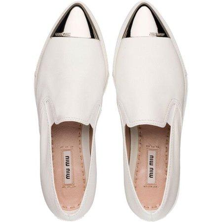 Miu Miu Sneakers ($495)