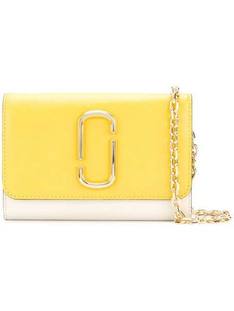 Marc Jacobs Snapshot Chain Wallet - Farfetch