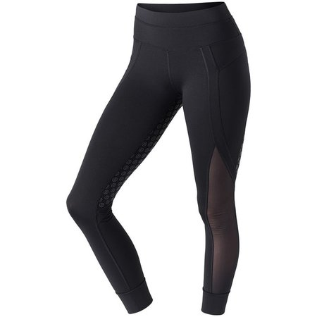 Dublin Performance Airflow Full Seat Riding Tights - Riding Warehouse