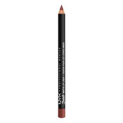 Suede Matte Lip Liner | NYX Professional Makeup