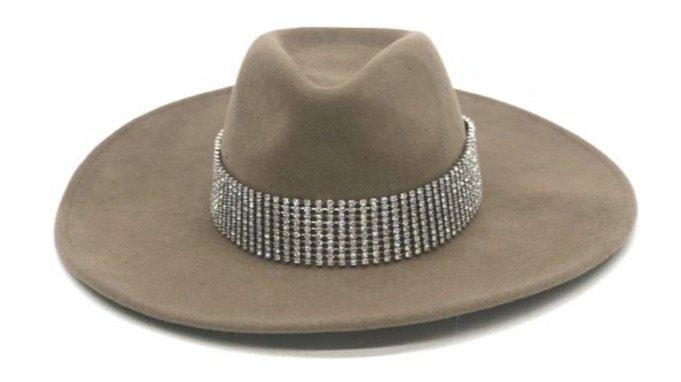 B-Low The Belt Brown Hat