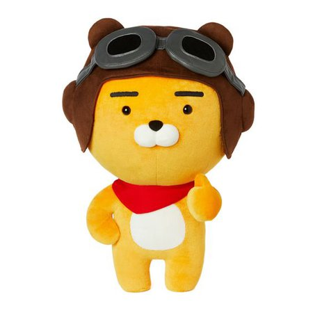 KAKAO FRIENDS Character Plush Doll Toy FLYING RYAN