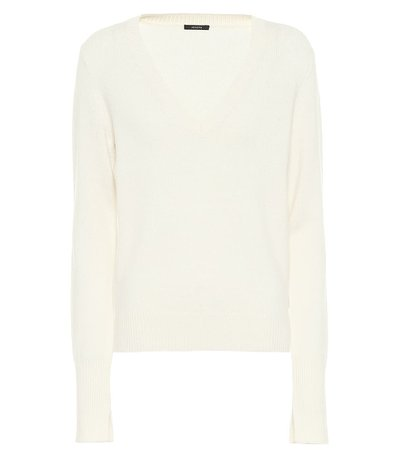 Joseph, V-neck cashmere sweater