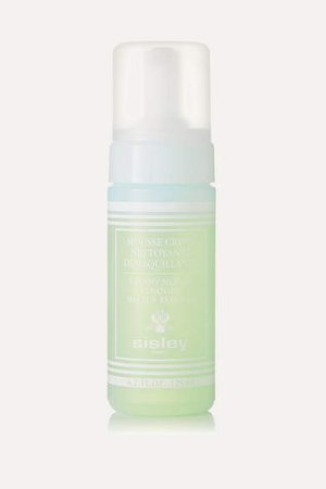 Creamy Mousse Cleanser & Makeup Remover, 125ml - Colorless