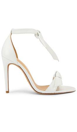 Alexandre Birman Clarita Sandal in White | REVOLVE