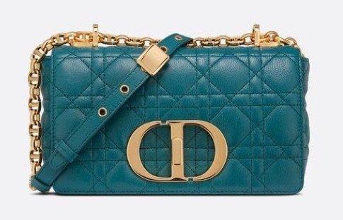 lagoon blue dior bag